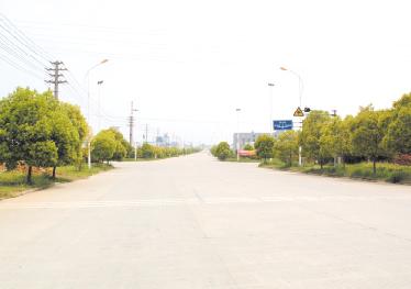 扬州汽车工业园东西大道